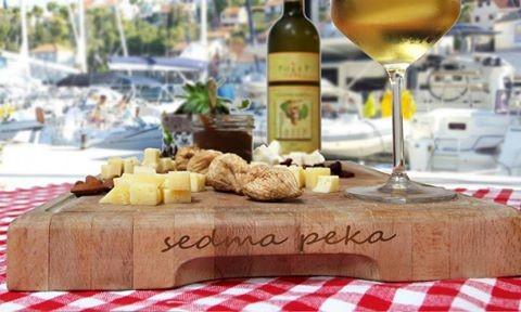 "Restaurant ""Sedma Peka"", Milna, Island Brac, Croatia"