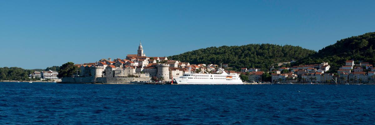 Yacht Charter Croatia - Korcula