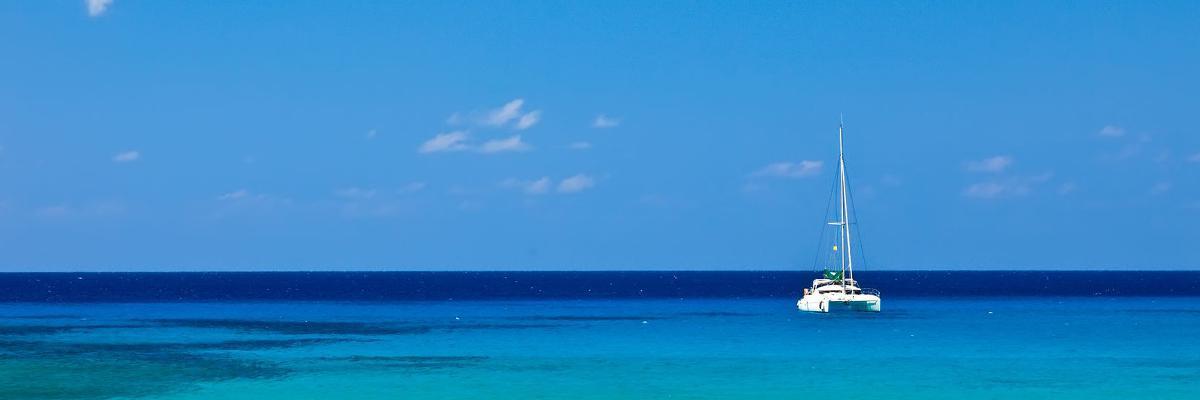 Noleggio barca Caraibi