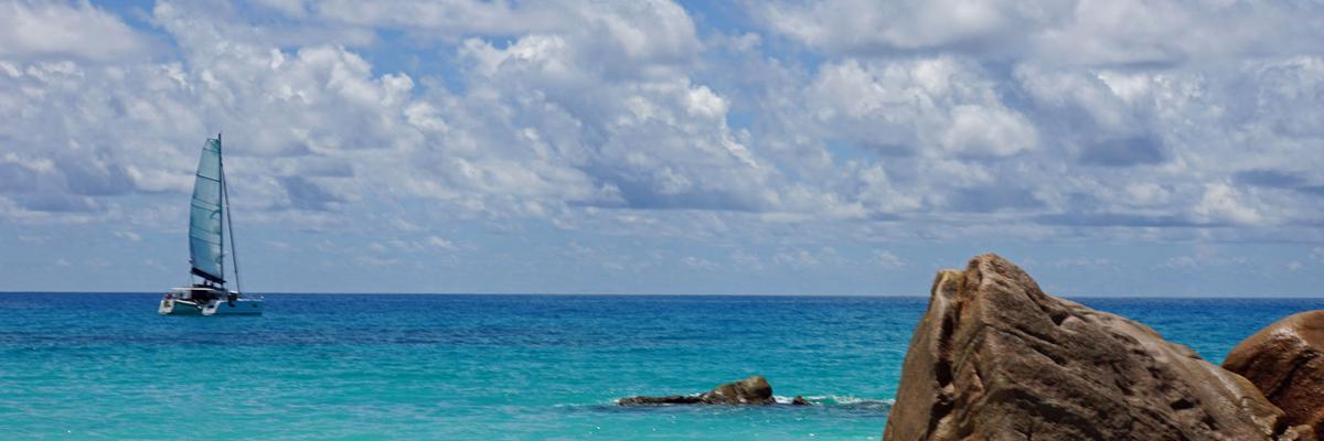 Louer un bateau dans les Caraïbes