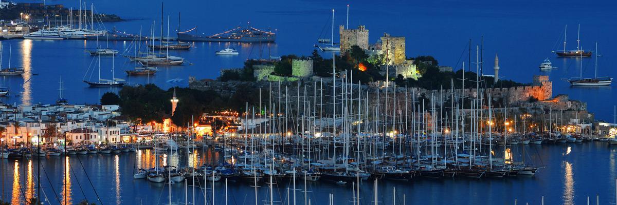 Noleggio barca Turchia