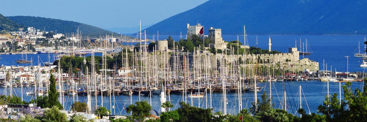 Louer un bateau en Turquie