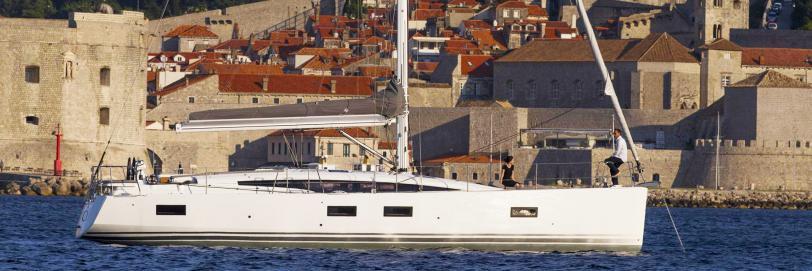 Yachtcharter - Neue Segelyachten im Jahr 2017