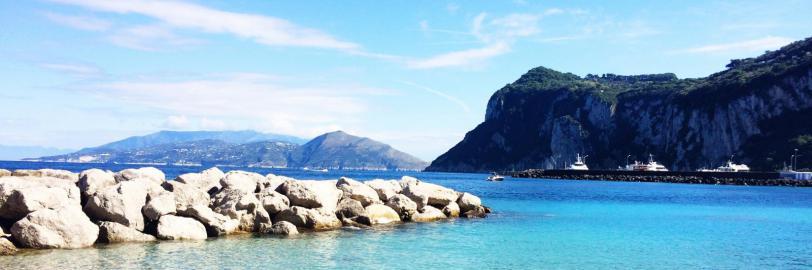 Location de bateau sur la Cote Amalfitaine