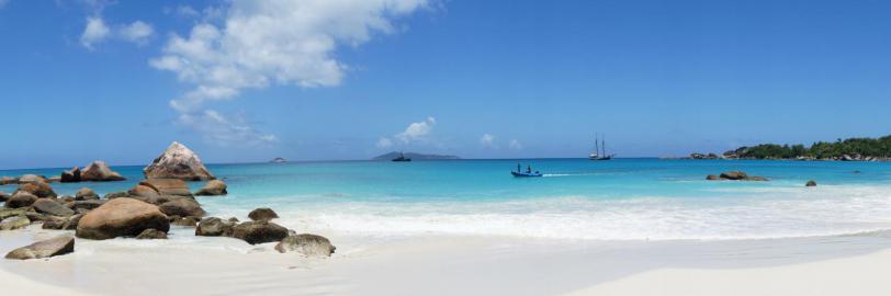 Location bateau - Les Seychelles