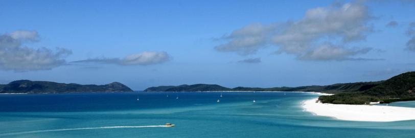 Location bateau - Les Iles Whitsunday
