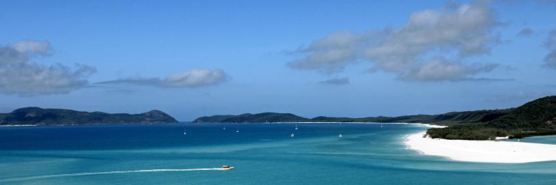 Yacht mieten - Whitsunday Inseln