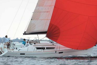 Segelboot Sun Odyssey 39i