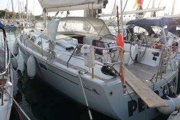 Segelboot Hanse 470e