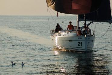 Segelboot Bavaria Cruiser 40 Sport