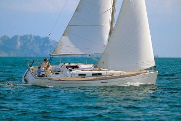 Segelboot Dufour 34 (2 cab)