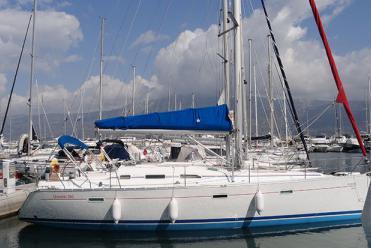 Segelboot Oceanis 393