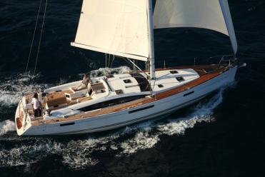 Segelboot Jeanneau 53