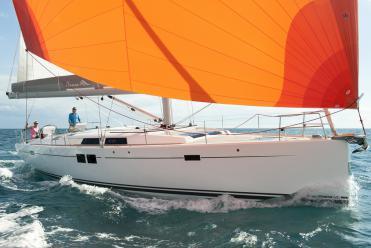 Segelboot Hanse 505 (5 cab)