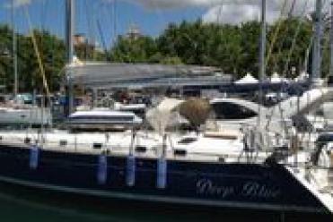 Segelboot Beneteau 50 (3 cabins)