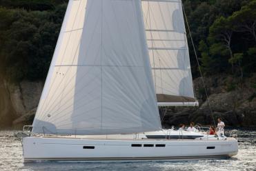 Sailboat Sun Odyssey 509 (3 cab)