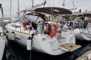 Segelboot Sun Odyssey 409
