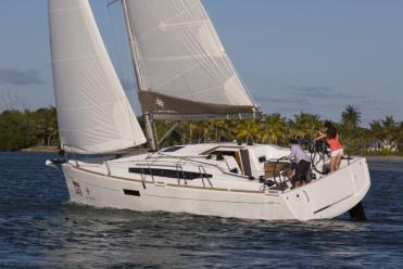 Segelboot Sun Odyssey 349 (2 cab)