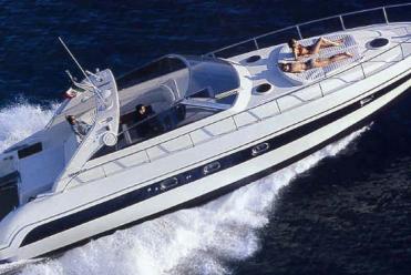 Yacht à moteur Gianetti 45 Sport