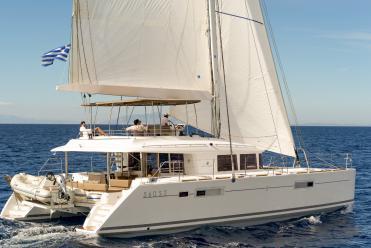 Catamaran Lagoon 560 S2