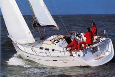 Segelboot Beneteau 37.2