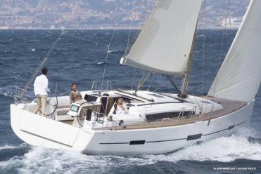 Sailboat Dufour 410 Grand' Large
