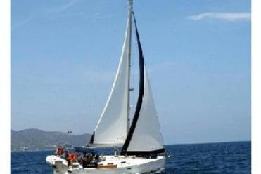 Sailboat Dufour 385 Grand' Large