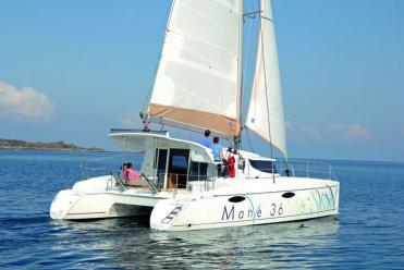 Catamaran Mahe 36 (2 cab)