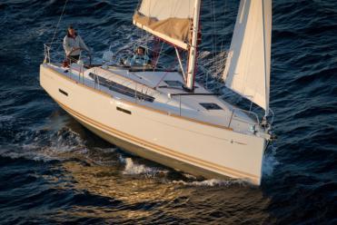 Segelboot Sun Odyssey 379