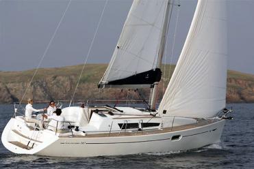 Sailboat Sun Odyssey 36i (2 cab)
