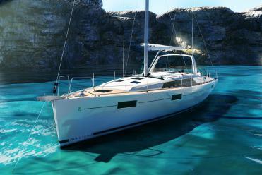 Segelboot Oceanis 41.1