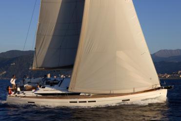 Sailboat Sun Odyssey 519 (5 cab)