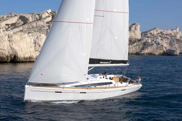 Sailboat Dehler 38