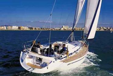 Sailboat Bavaria 50