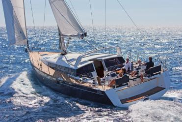 Sailboat Sense 50