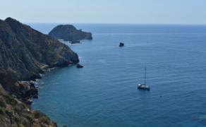 Noleggio barca - isola Palagruza