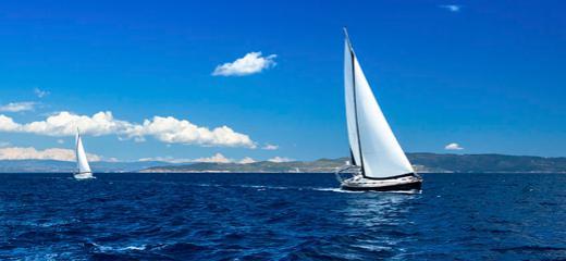 Yachtcharter ohne Skipper