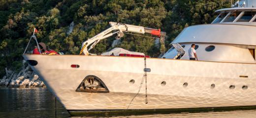 Yachtcharter mit Crew