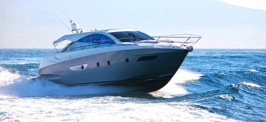Les yachts à moteur