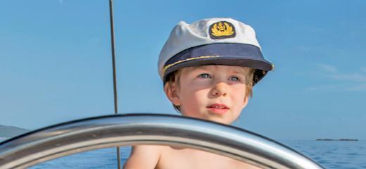 Bambini a bordo