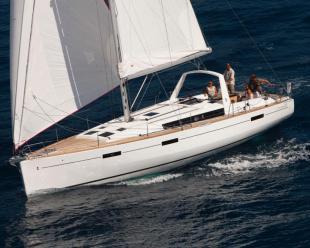 Sailboat Oceanis 45 (3 cab)