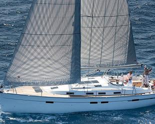 Sailboat Bavaria Cruiser 45 (4 cab)