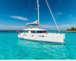 Catamaran Lagoon 52 (5 cab)